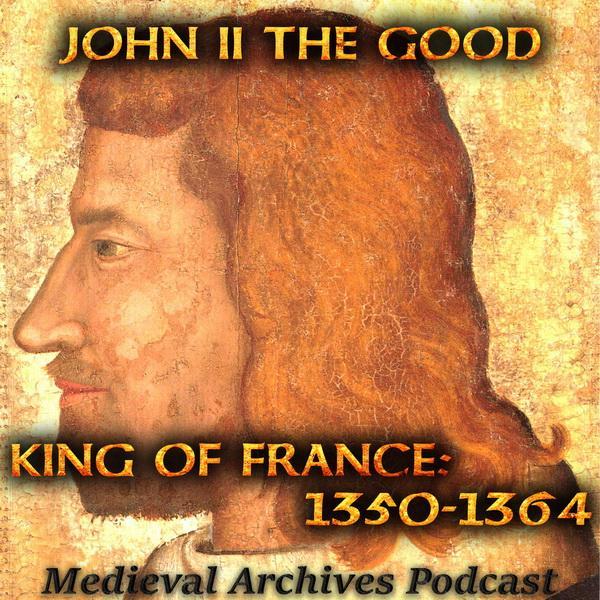 King John II podcast episode art