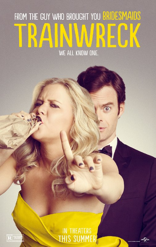 Ep. 159 - Trainwreck (The 40-Year-Old Virgin vs. Knocked Up)