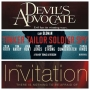 Artwork for Week 16: The Soldier Devil's Invitation (The Invitation (2015), Tinker Tailor Soldier Spy (2011), The Devil's Advocate (1997))