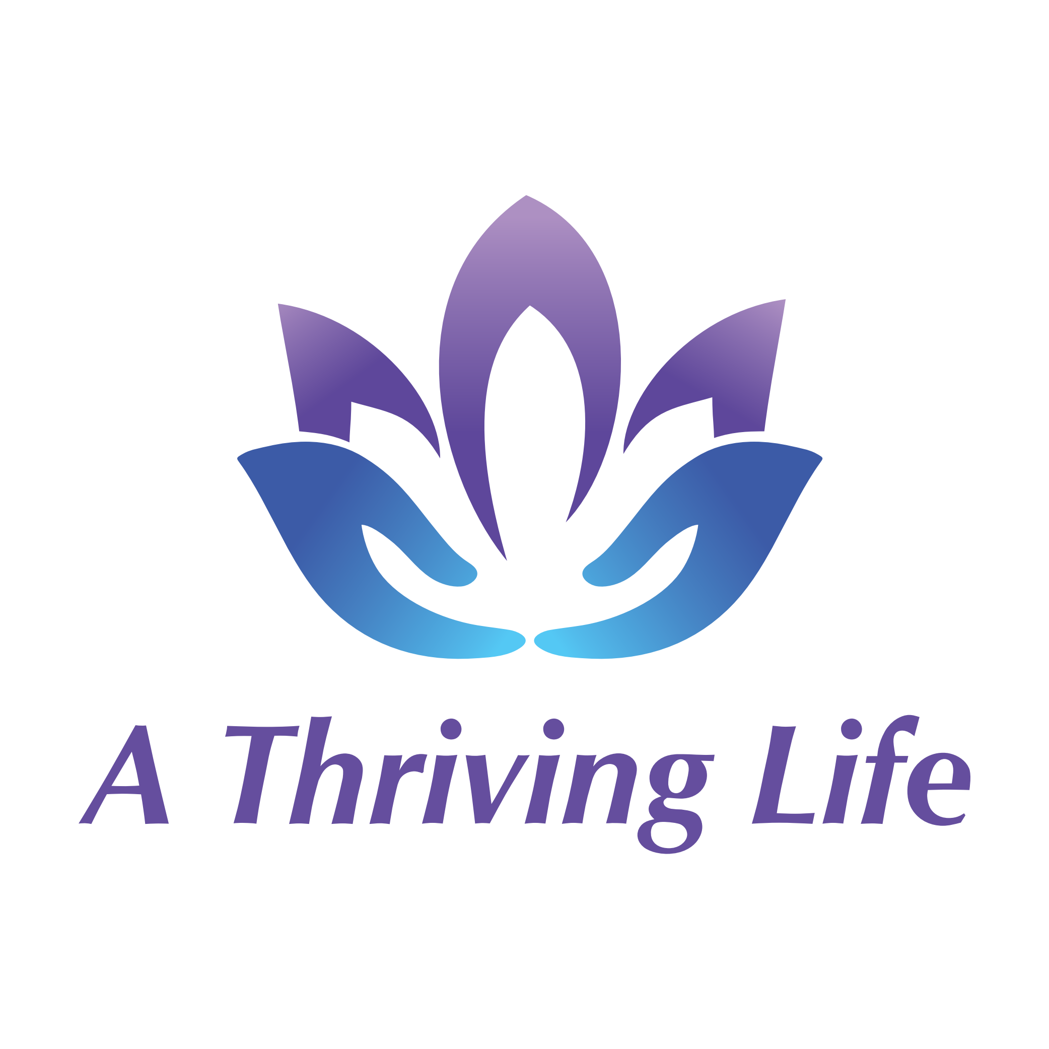 A Thriving Life for Caregivers Podcast show art