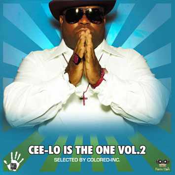Cee-Lo Is The One Vol.2 - Selected by Colored-Inc.