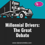 Artwork for Millennial Drivers: The Great Debate