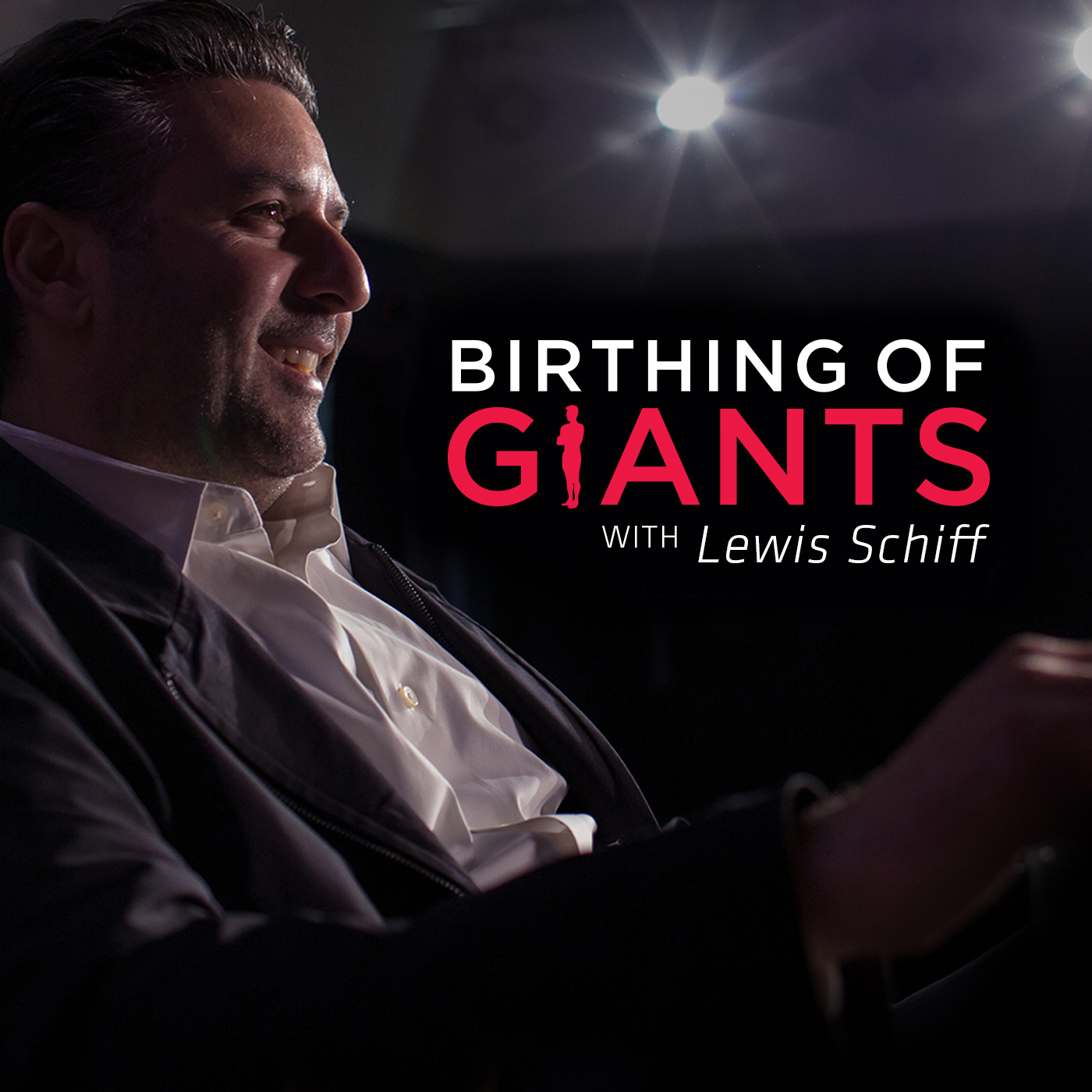 Birthing of Giants with Lewis Schiff show art
