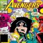 Artwork for Avengers #325: Quantum Zone Episode #38