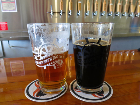05.28.15: An Hour @ Helm's Brewing: San Diego Beer VS the World, the Booming Beer Biz, Gov't Tracking of Your Mileage, bin Laden's Reading List, Shopping .22 Rifles, Plus Ministry, STP, Primus  & Mars Volta