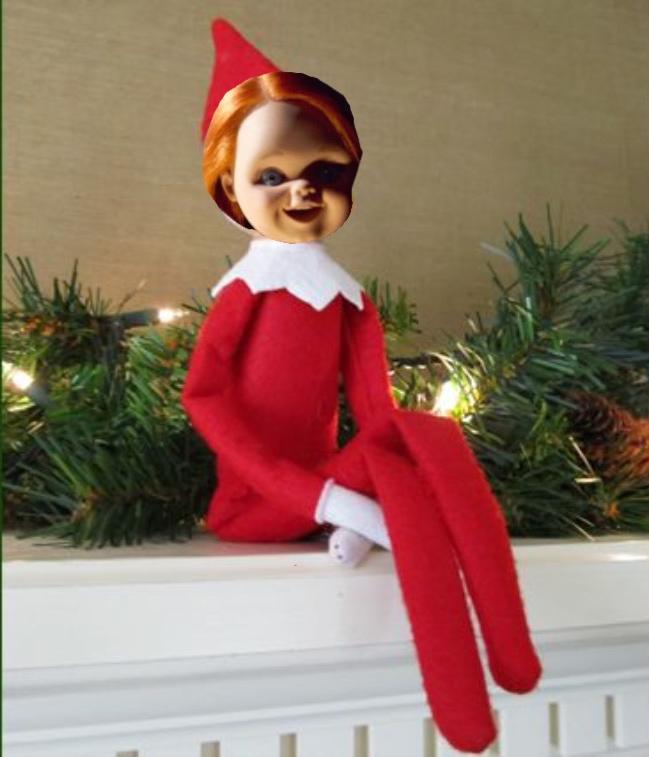 49-Chucky on a Shelf