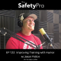 Artwork for 122: Improving Training with Humor w/Jason Patton