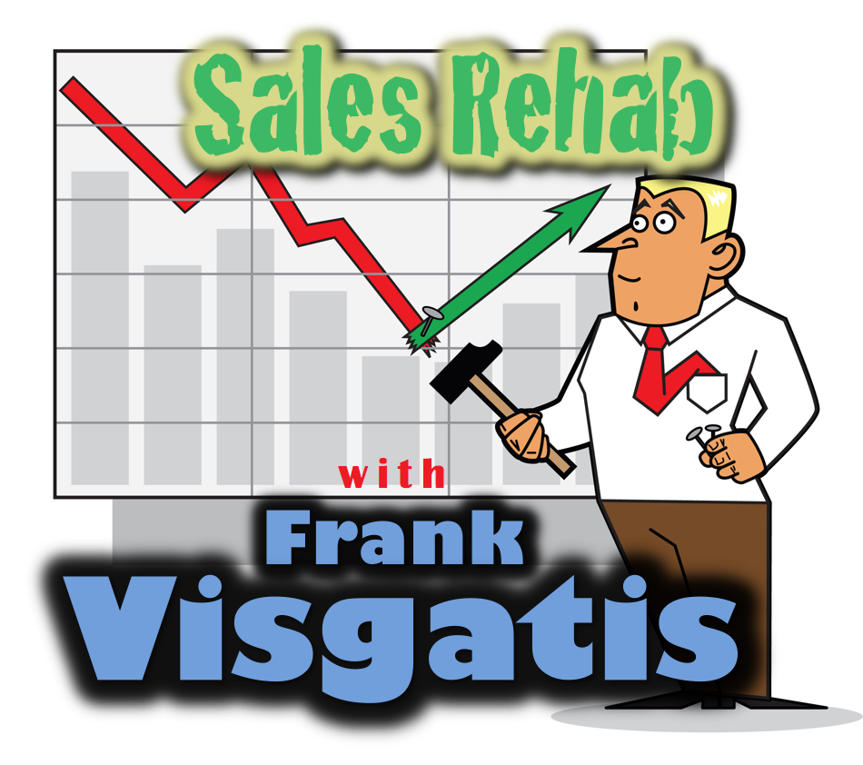 Episode 10: Business Radio X Talks Sales with Frank Visgatis