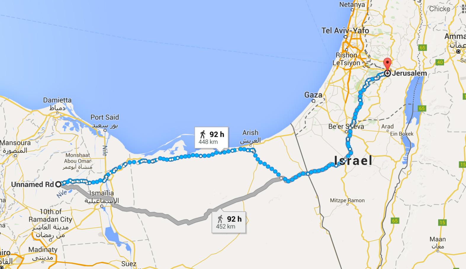 Exodus - Way of the Sea