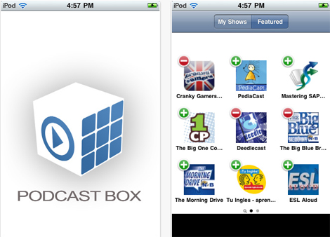 Deedlecast on Your iPhone or iPad