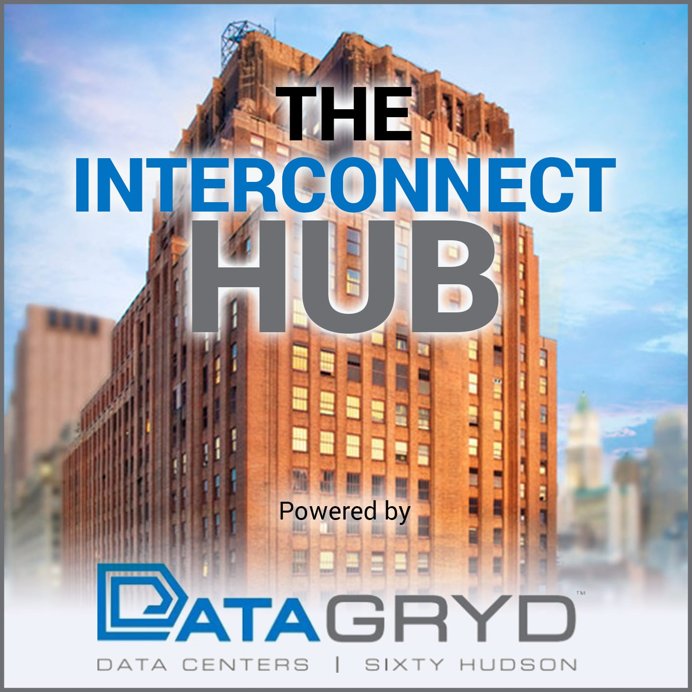 The Interconnect Hub show art