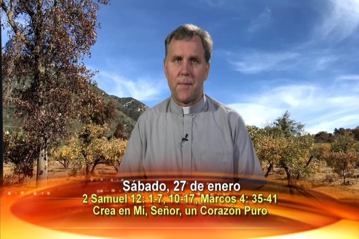 Artwork for Dios te Habla con Fr. Pavol Sochulak, SVD; Crea en mí, Señor, un corazón puro