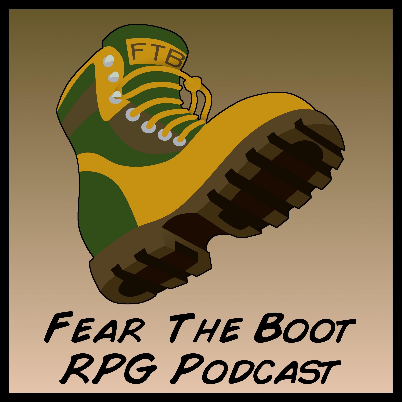 Fear the Boot show art