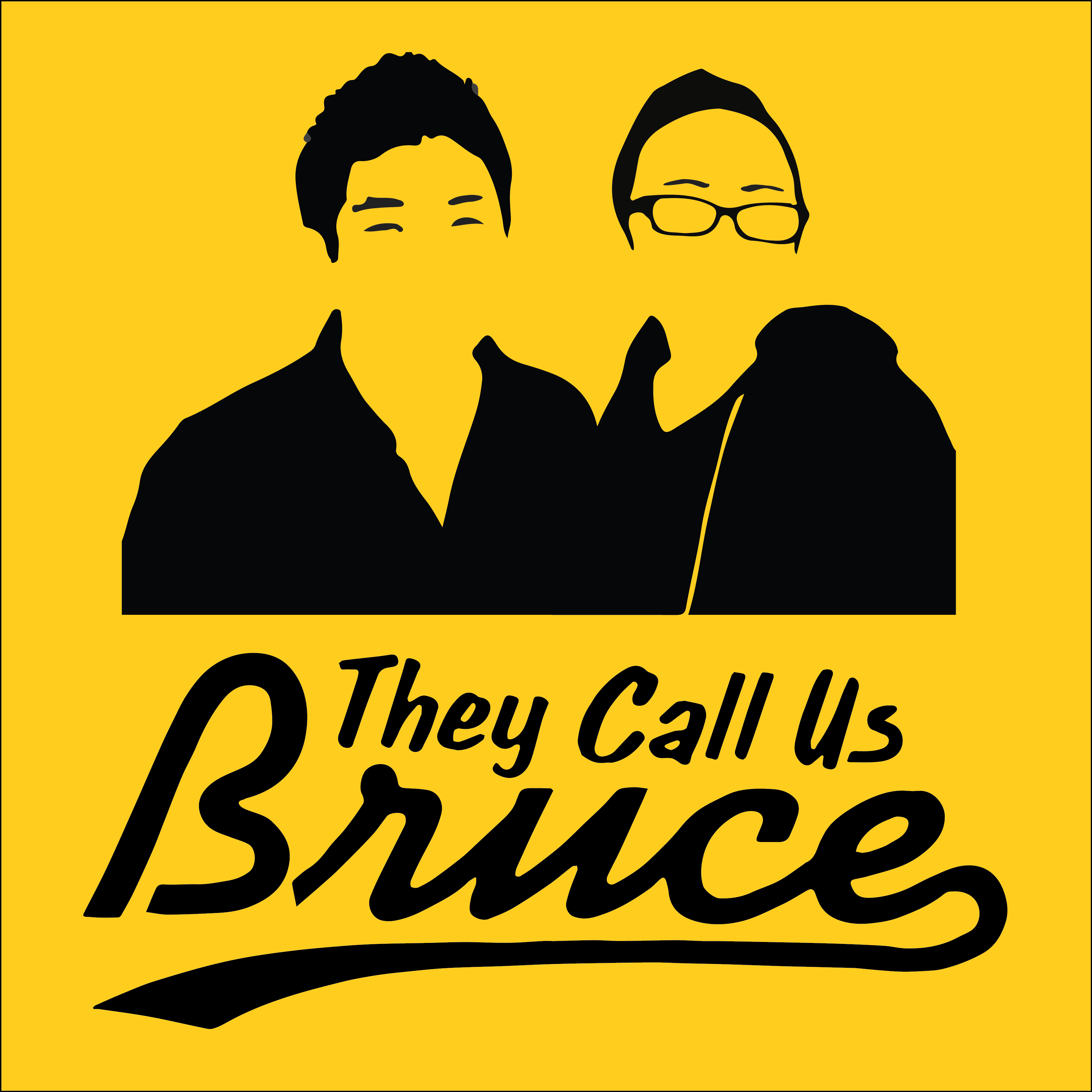 Artwork for Episode 2: They Call Us Lewis Tan