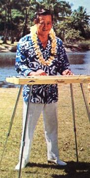Hawaii Calls – Barney Pedals Faster
