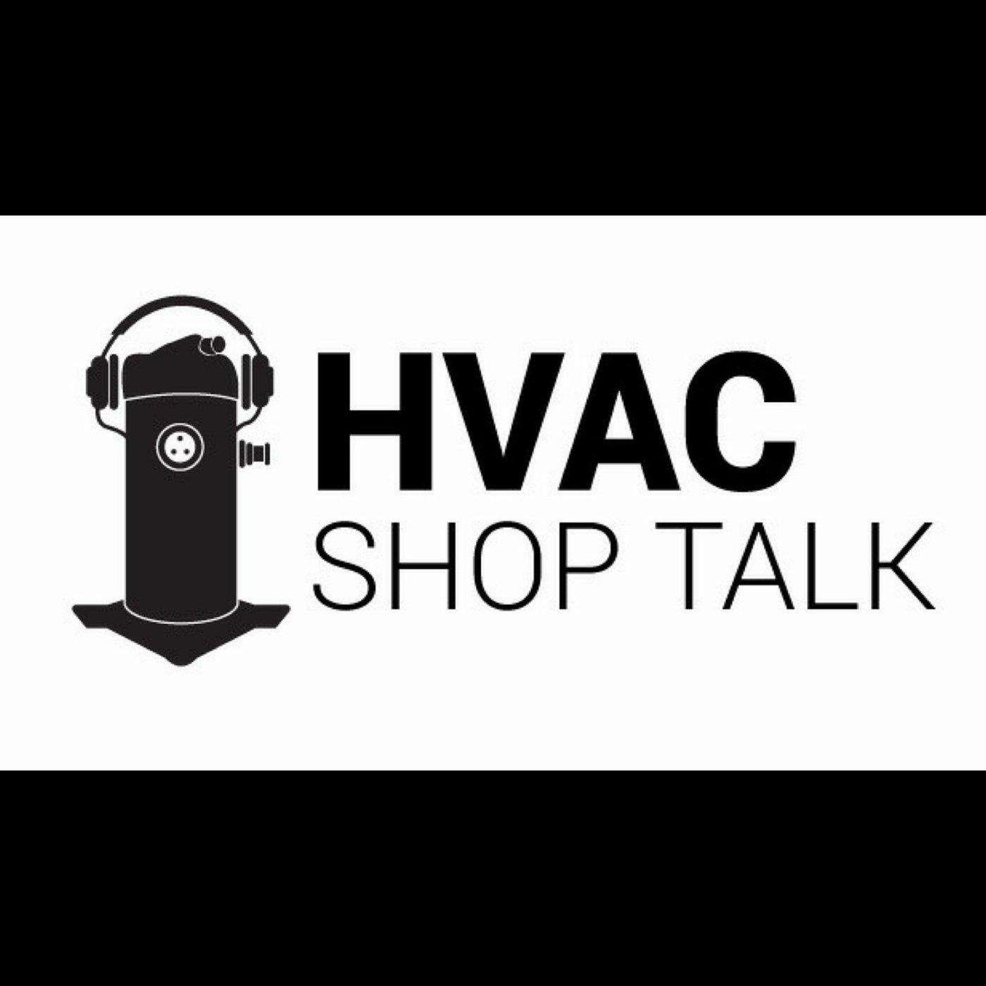 HVAC Shop Talk show art