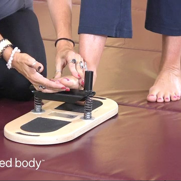 """Artwork for Pilates for Instructors : E58 : """"Releases"""" on the Foot Corrector"""