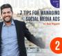 Artwork for Social Media Advertising - 7 Tips for Managing Facebook Ads
