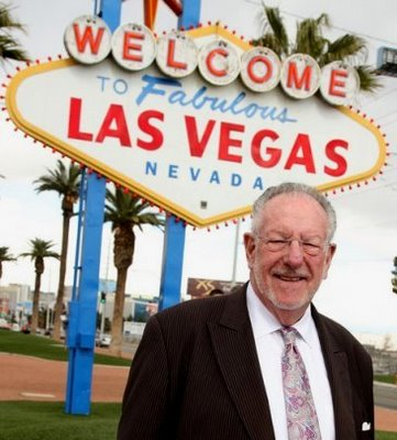 EPISODE 127-- In Being Oscar--Oscar Goodman, the former mayor of Las Vegas