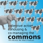 Artwork for Collective Action, Cohousing, and Co-managing the Commons