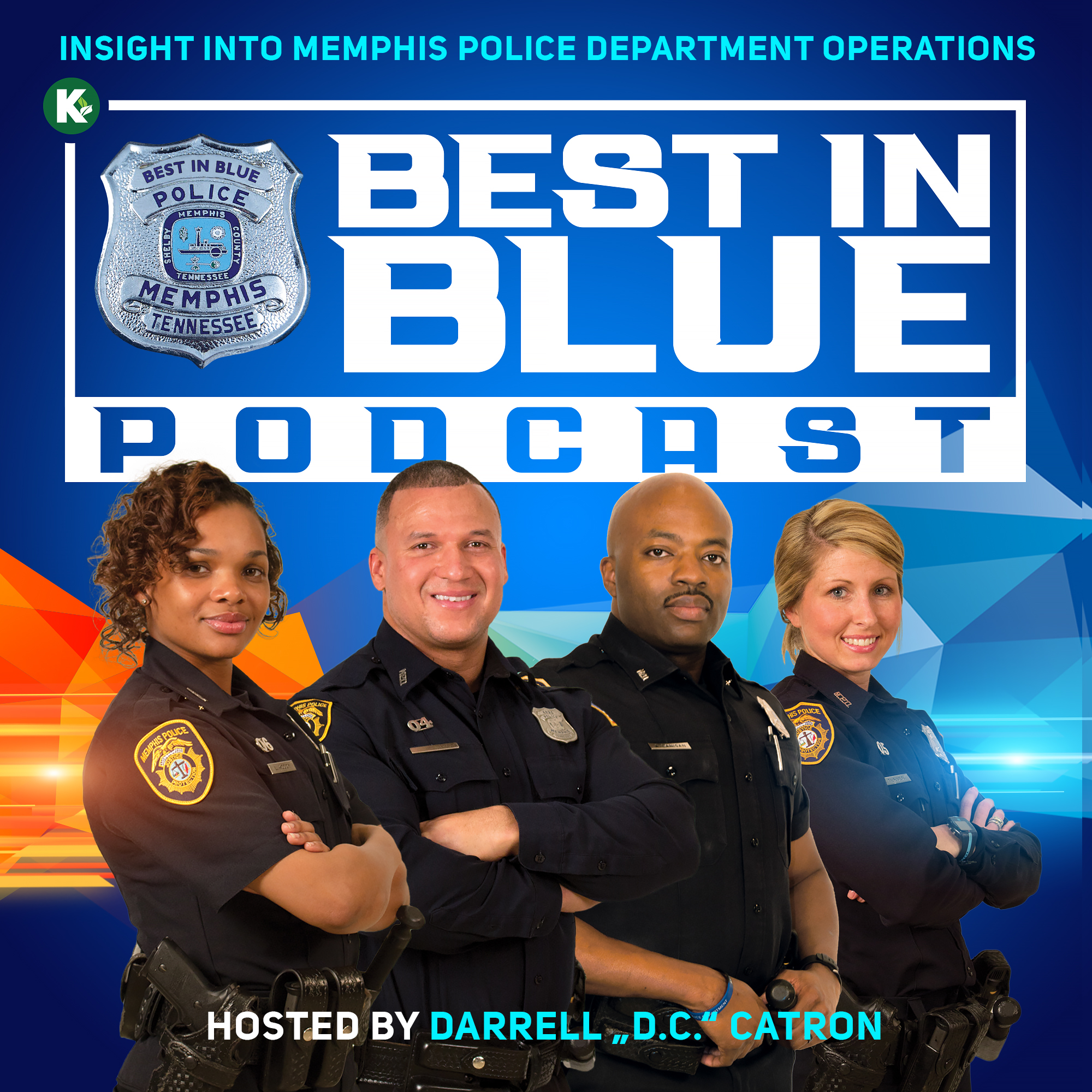 Artwork for BEST In BLUE | Crimestoppers & The Real-Time Crime Center | Podcast Available
