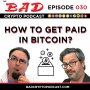 Artwork for How to Get Paid in Bitcoin