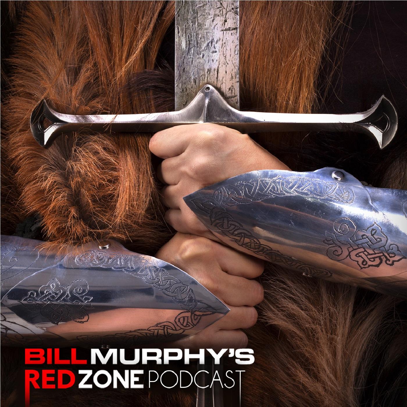 Bill Murphy's  RedZone Podcast | World Class IT Security show art