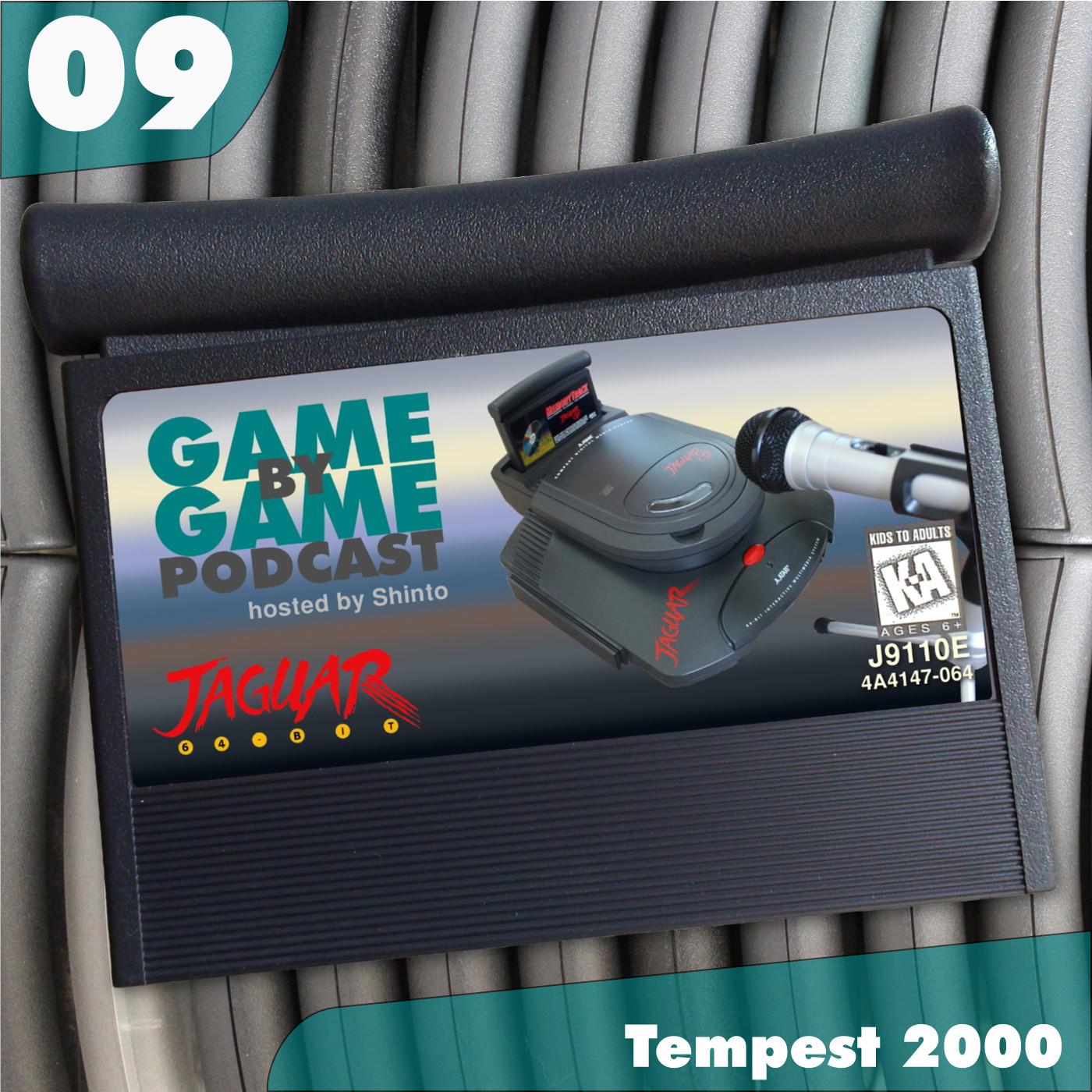 Artwork for 09 - Tempest 2000