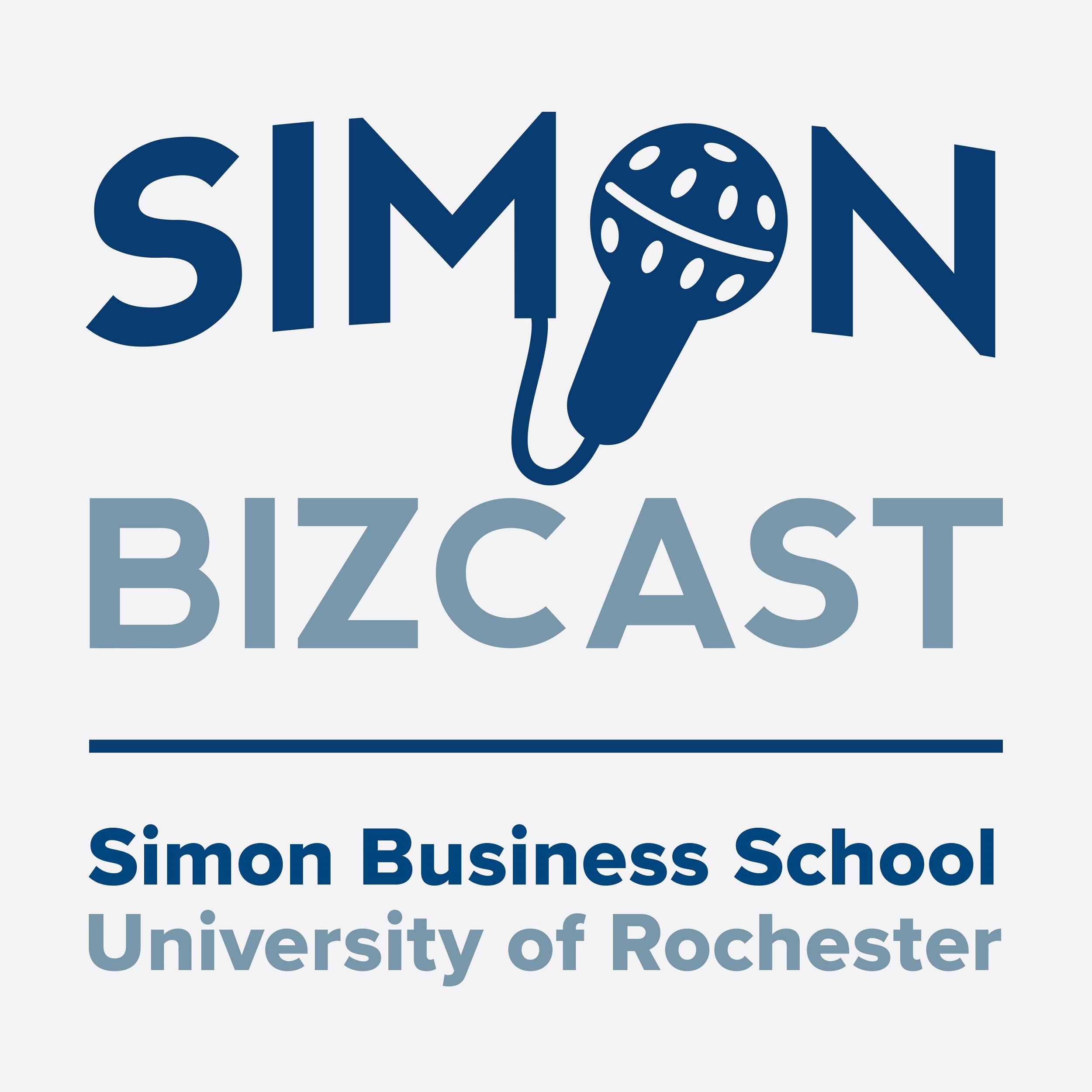Simon Bizcast show art