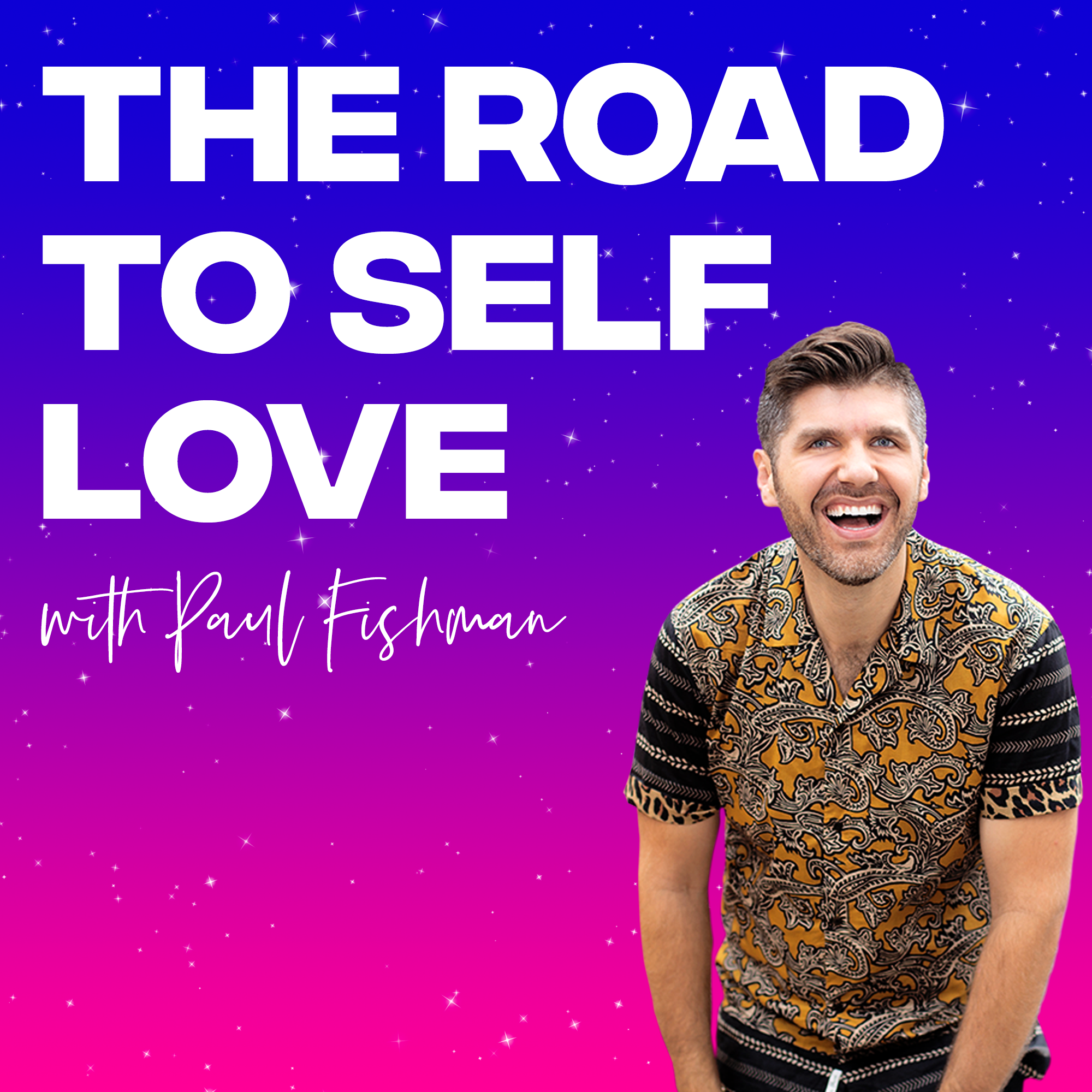 The Road to Self Love show art