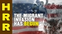 Artwork for The migrant INVASION has begun