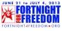 Artwork for Fortnight for Freedom