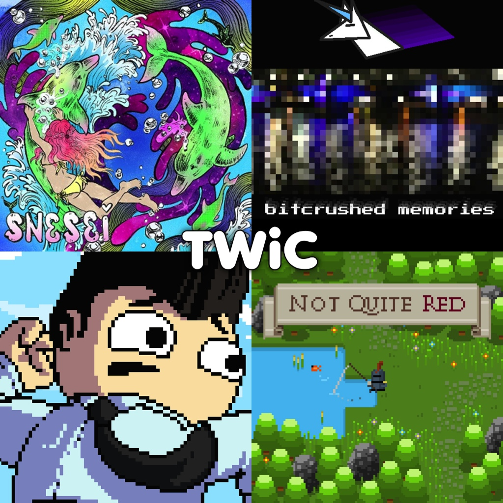 TWiC 054: Snesei, James Landino, Unicorn Princess, H33llxz
