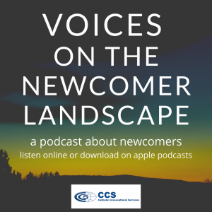 Voices on the Newcomer Landscape