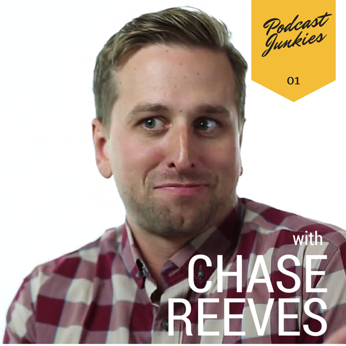 001 Chase Reeves  |  Opens Up On Podcasting, Finding Your Voice, Branding and Negronis