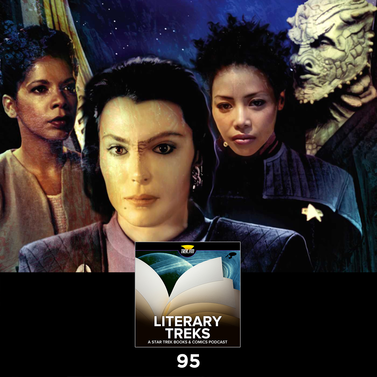 95: The Sith Lords of Star Trek