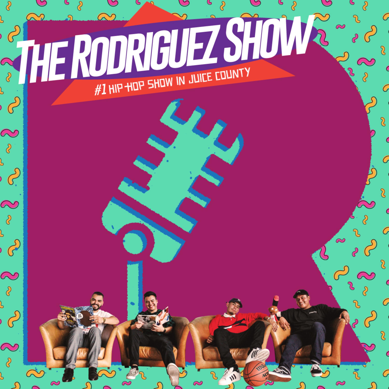 The Rodriguez Show show art