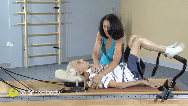 Artwork for Pilates Rehab : E6 :  Positioning for Mature Clients