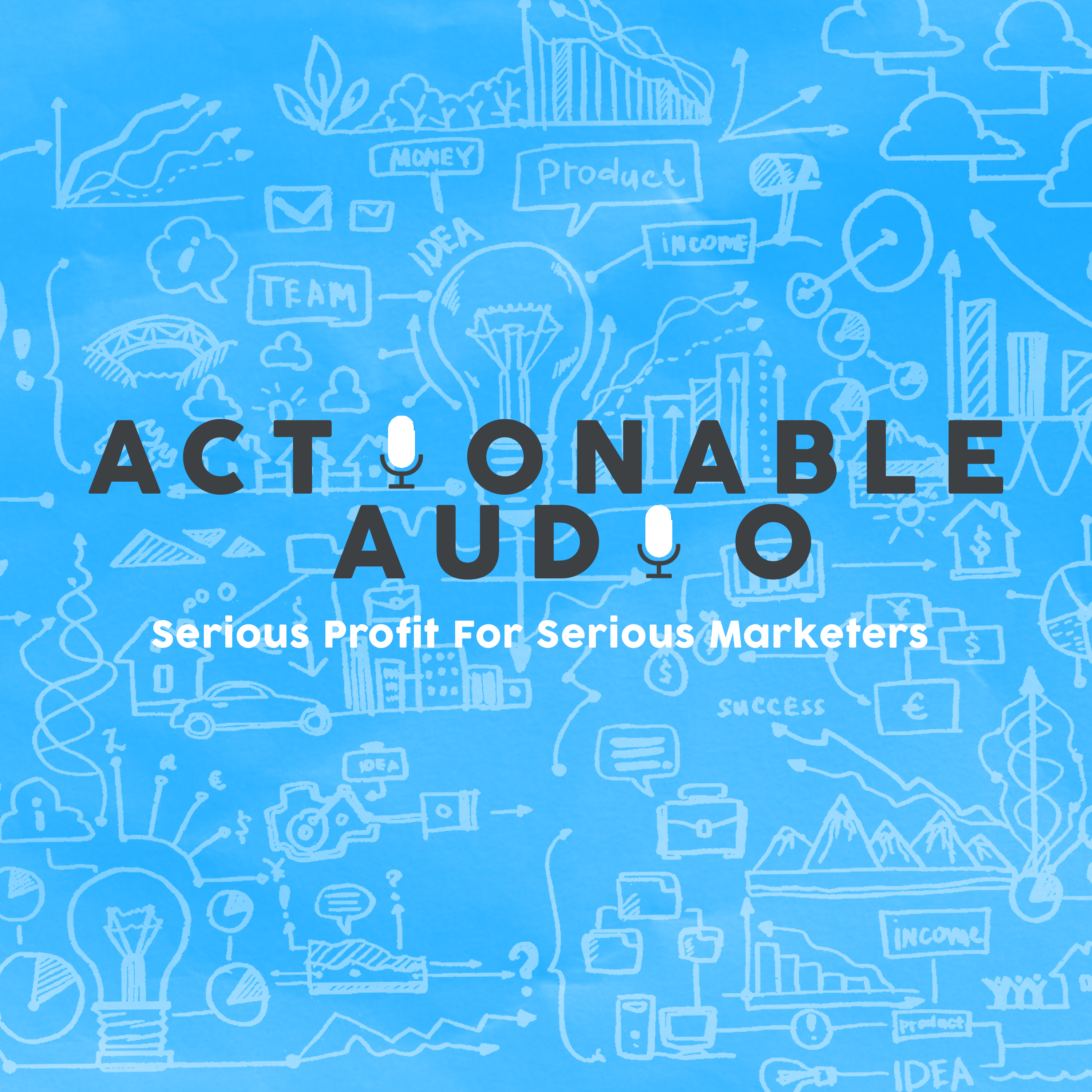 Actionable Audio: Serious Profit For Serious Marketers show art