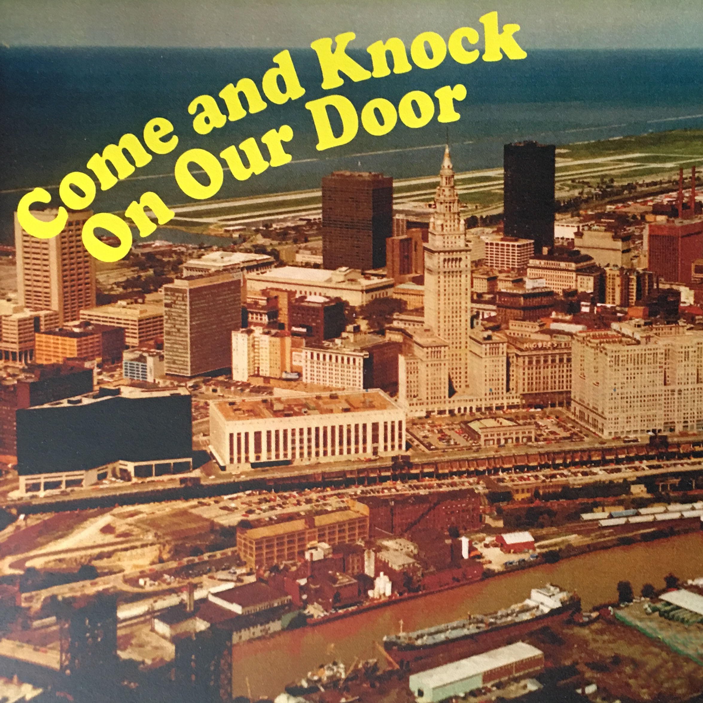 Come and Knock on Our Door logo