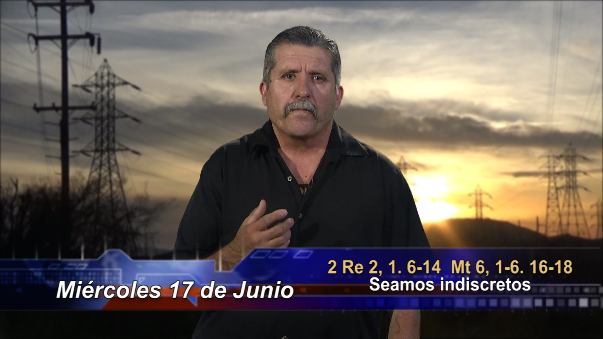 Artwork for Dios te Habla con Dn.Martin Quintero: Tema de hoy:  Seamos indiscretos