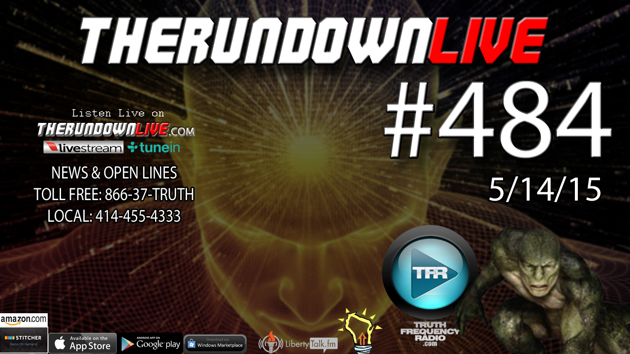 The Rundown Live #484 (Memory Lane,Police Problems,Attention Span)