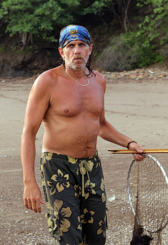 SFP Interview: Castoff from Episode 4 of Survivor Nicaragua