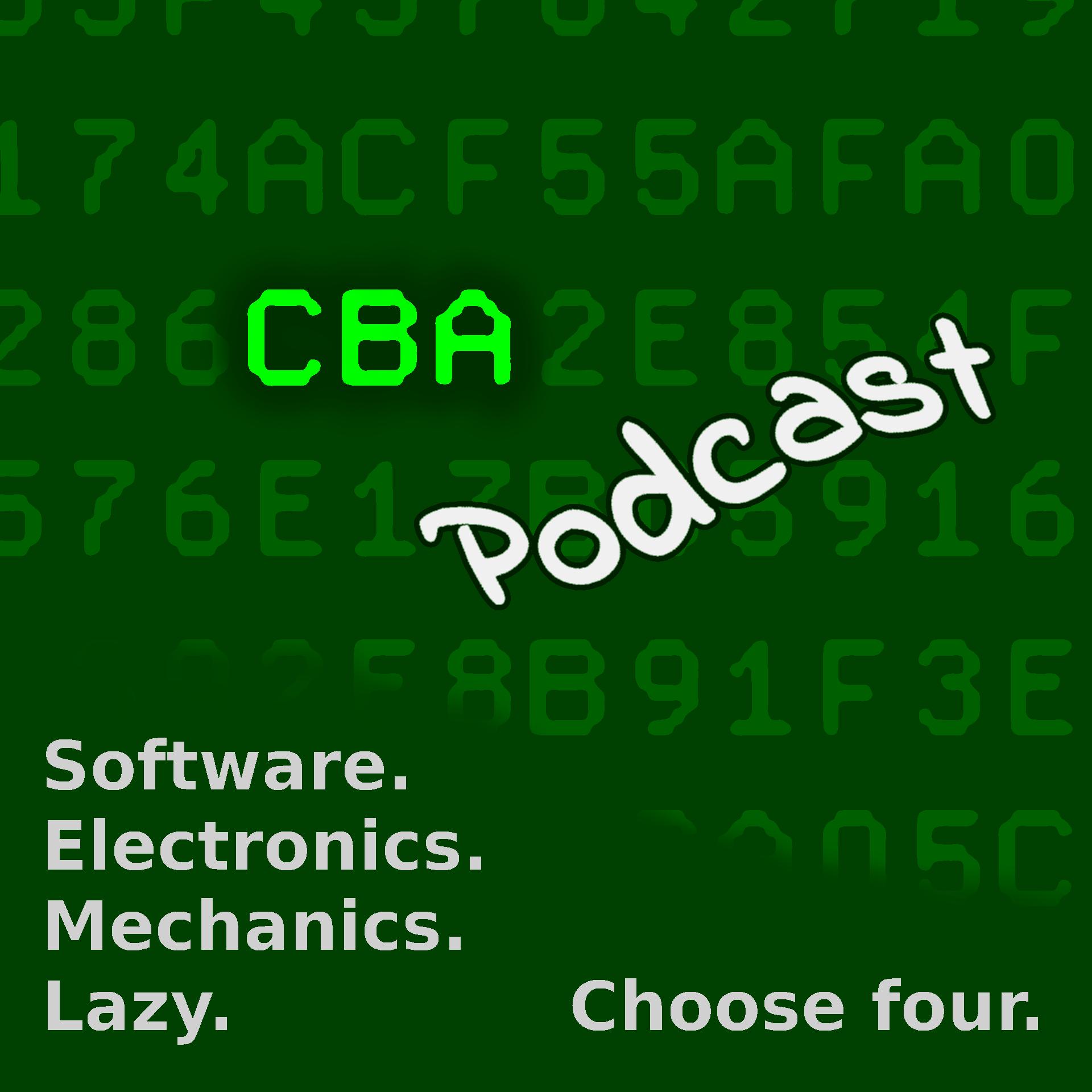 CBA Podcast show art