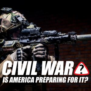 CIVIL WAR?!