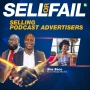 Artwork for Selling Podcast Advertisers w/Ena Esco