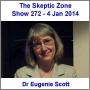 Artwork for The Skeptic Zone #272 - 4.Jan.2014