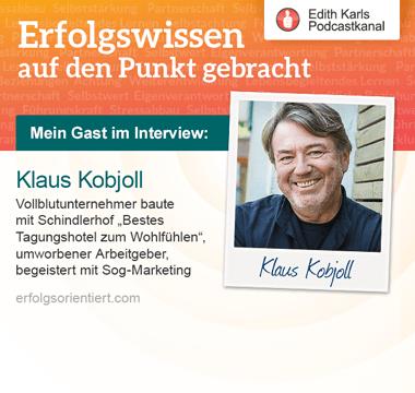 168 - Im Gespräch mit Klaus Kobjoll, Teil 2