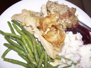 Vegan Thanksgiving, Hawaii Five-O