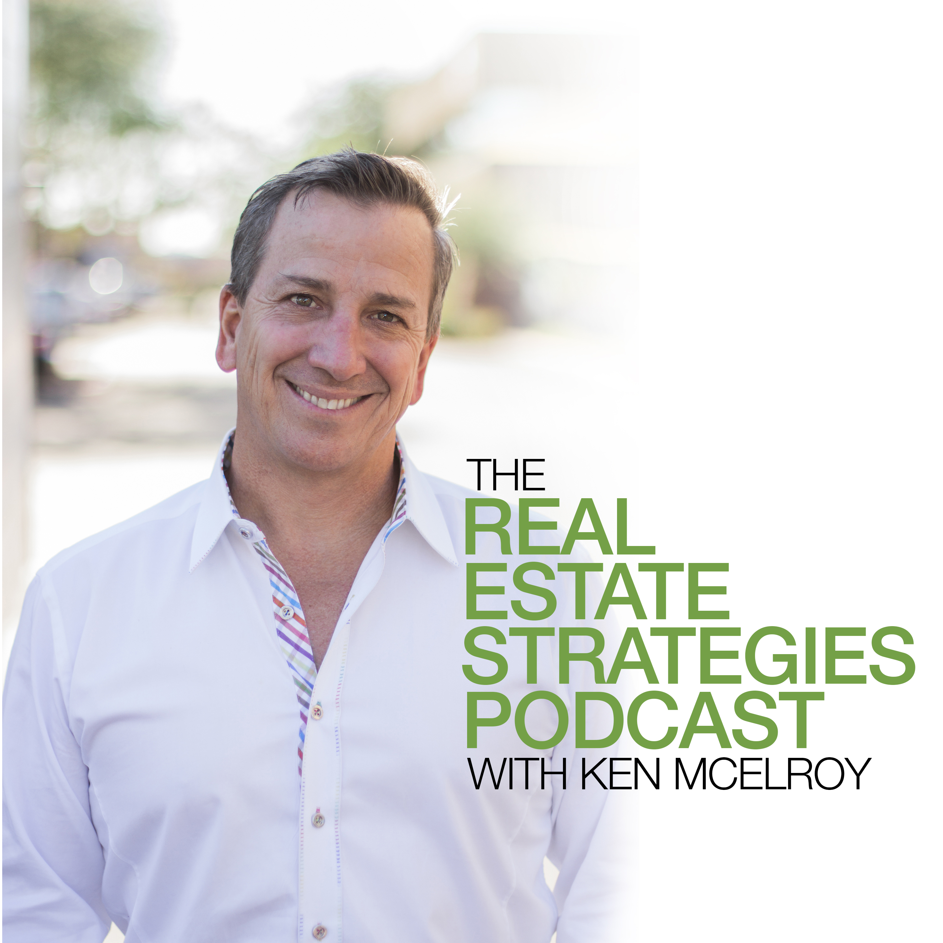 Real Estate Strategies with Ken McElroy show art